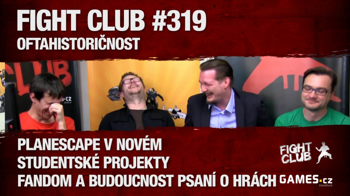 Fight Club #319: Oftahistoričnost