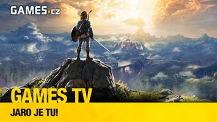 Games TV #4: Jaro je tu!