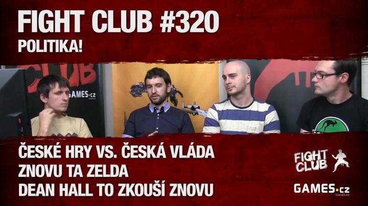 Fight Club #320: Politika!
