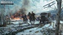 Co čeká hráče Battlefield 1 - systém čet, spousta vylepšení a boj na ruské frontě ve jménu cara