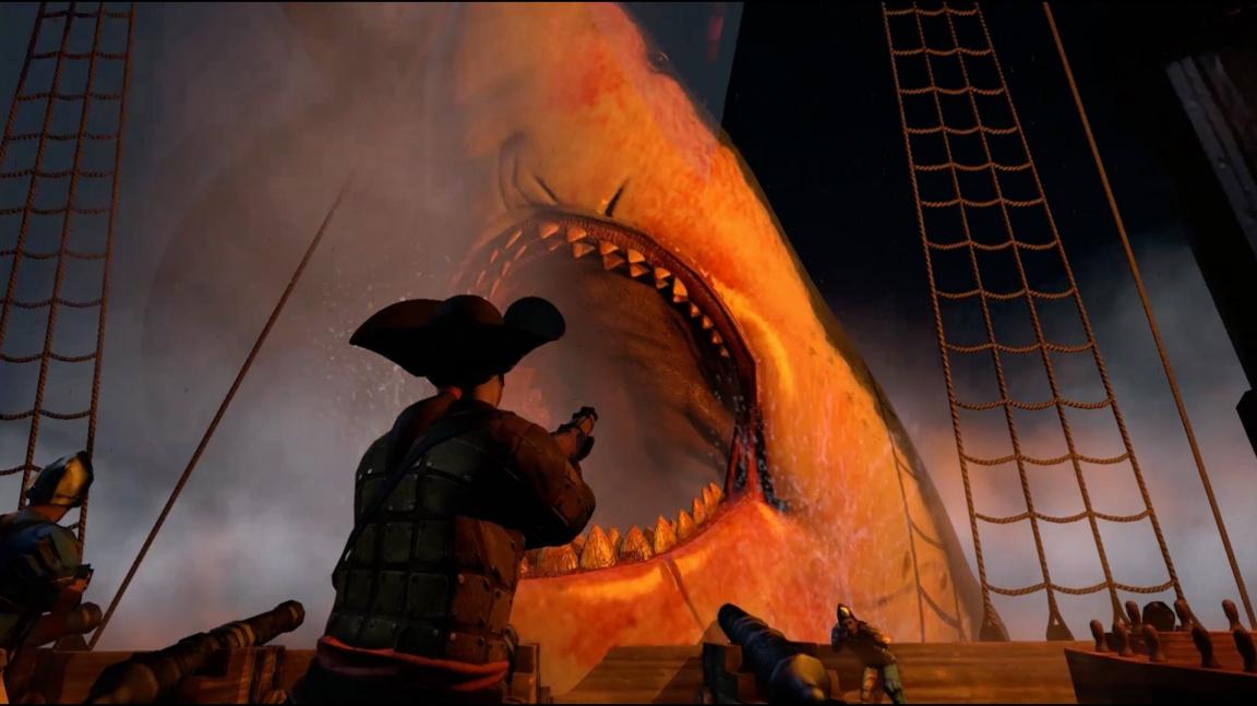 Po roce v docích early accessu vyplouvá warhammerovská Man O' War: Corsair