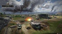 Nový mód Frontlines přinese do World of Tanks obří mapy a zápasy 30 vs. 30