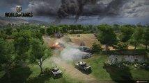 Slyšíte exploze desítek tanků? World of Tanks se rozroste o obří bitvy a čínské stíhače