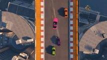 GTA Online brzo rozšíří závody autíček ve stylu Micro Machines