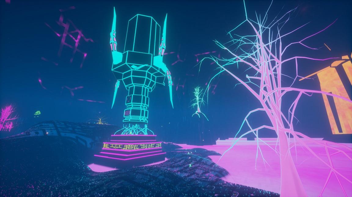 Svět surrealistické plošinovky PsychoDelia je plný neonu a podivnosti