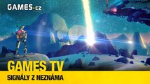 Games TV #6: Signály z neznáma (Signal from Tölva, Sir You Are Being Hunted, AVSEQ)