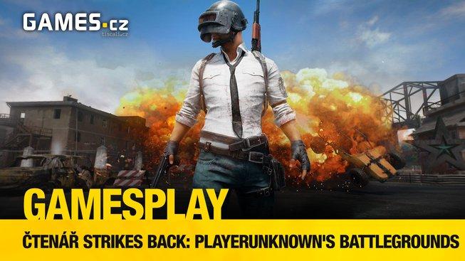 Čtenářský GamesPlay: PlayerUnknown's Battlegrounds