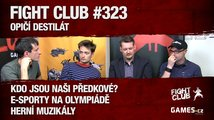 Fight Club #323: Opičí destilát