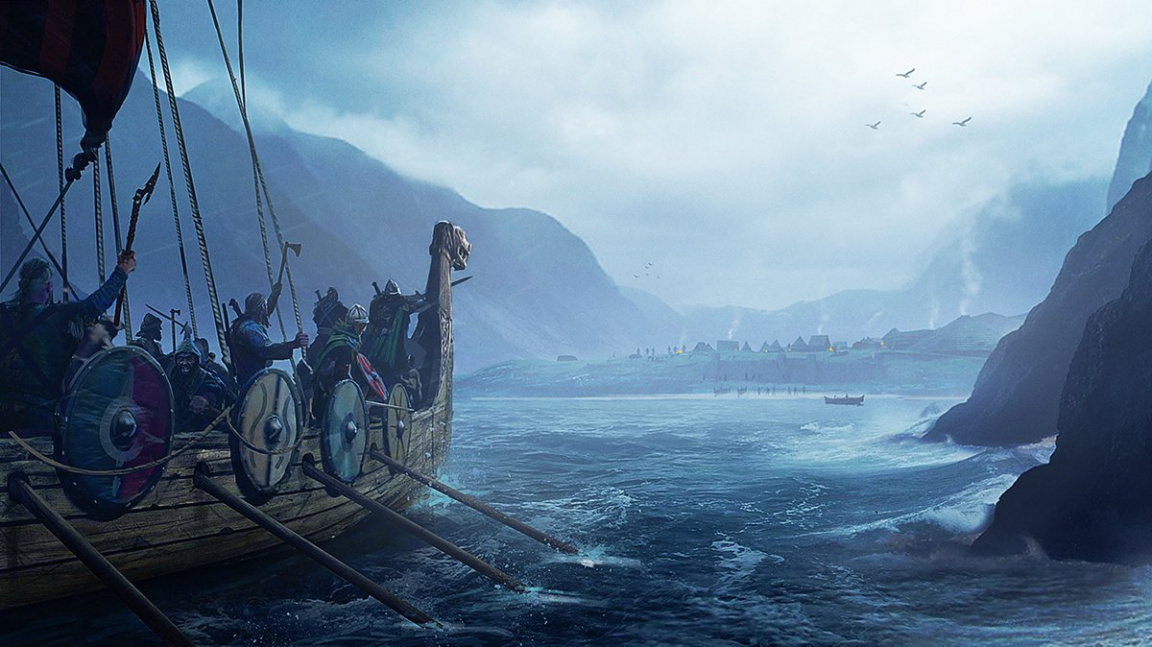 Expeditions: Viking - recenze