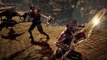 Code Vein připomíná Bloodborne říznutou anime a kooperací s AI parťákem