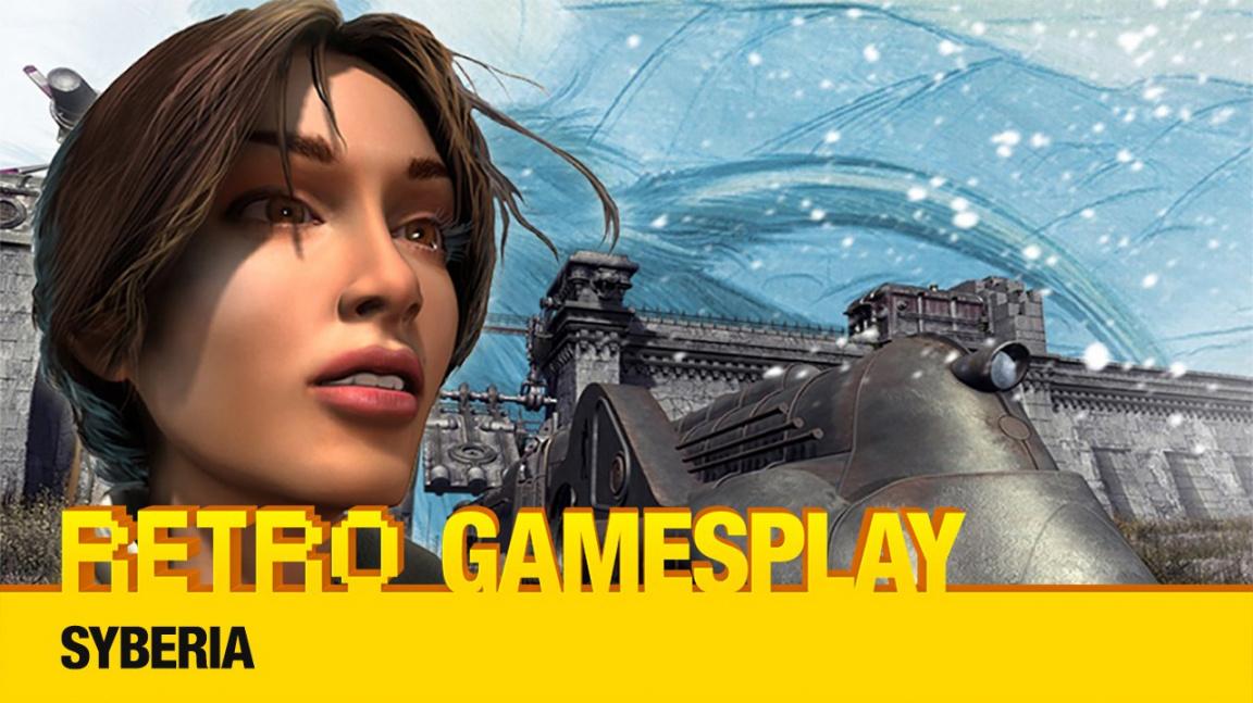 Retro GamesPlay – Syberia