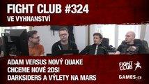 Fight Club #324: Ve vyhnanství