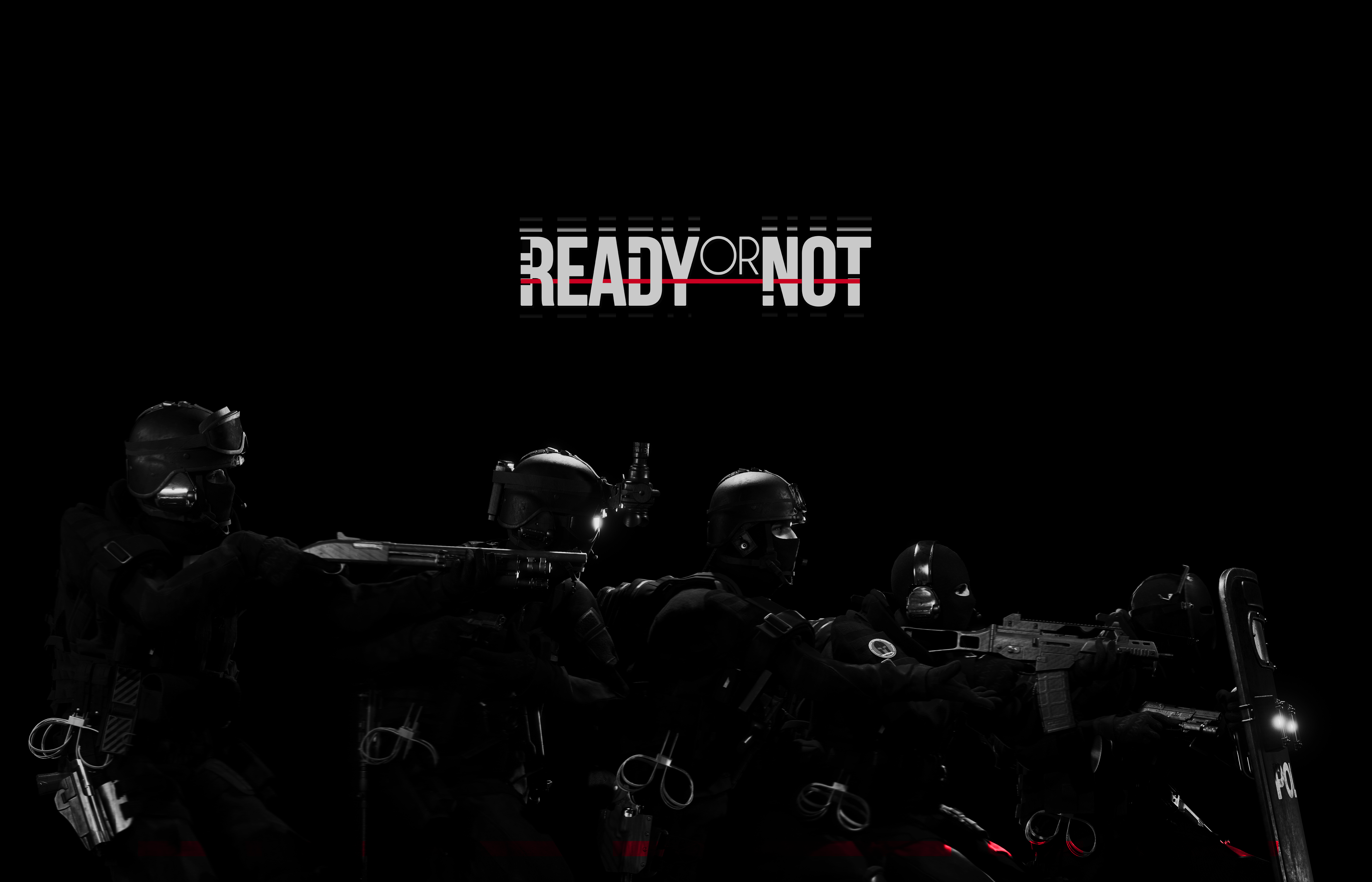 ready or not game