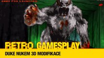 Retro GamesPlay: Duke Nukem 3D modifikace
