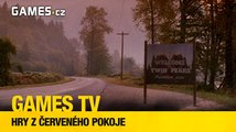 Games TV #9: Hry z Červeného pokoje (What Remains of Edith Finch, Deadly Premonition, Dark Seed II)
