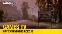 Games TV #9: Hry z Červeného pokoje (What Remains of Edith Finch, Deadly Premonition, Dark Seed II)