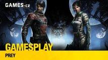 GamesPlay: hrajeme hororovou akci Prey