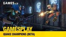 GamesPlay: hrajeme betu Quake Champions
