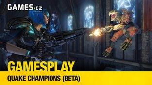 GamesPlay: Quake Champions (beta)