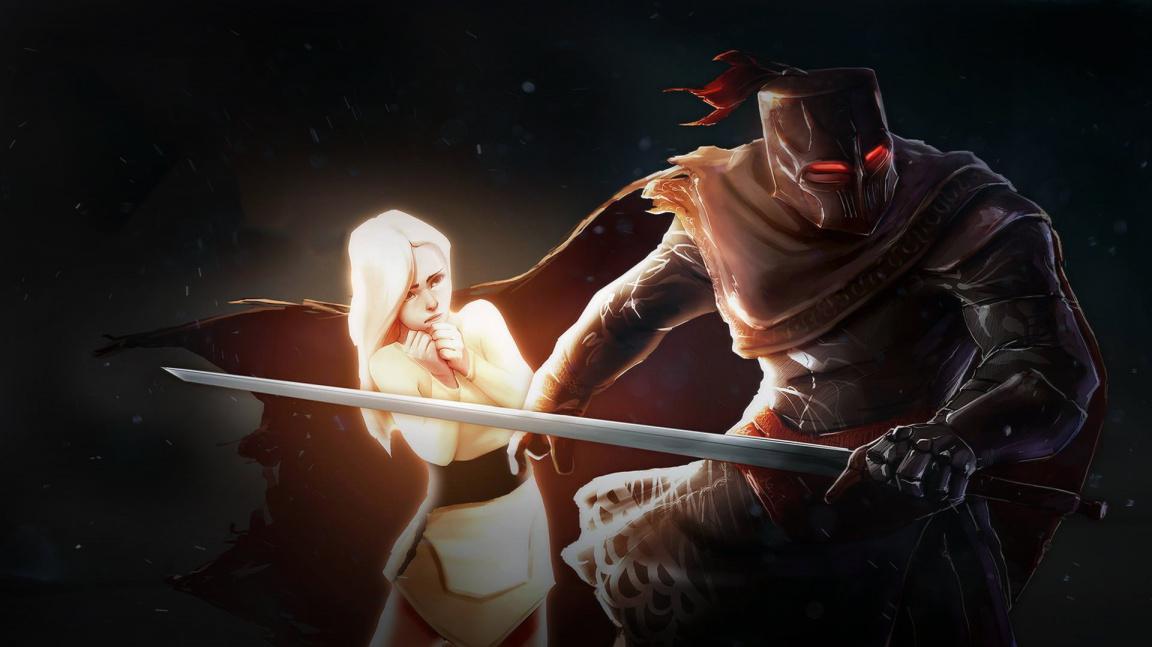 Metaforický dungeon Fall of Light očekává záblesk vašeho ostří