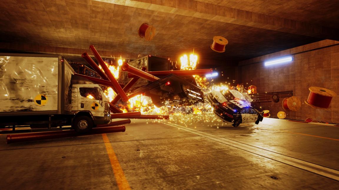 Danger Zone nabídne masivní bouračky po vzoru Burnoutu