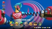 Bojovka Arms pro Nintendo Switch chce pobavit občasné i zkušené hráče