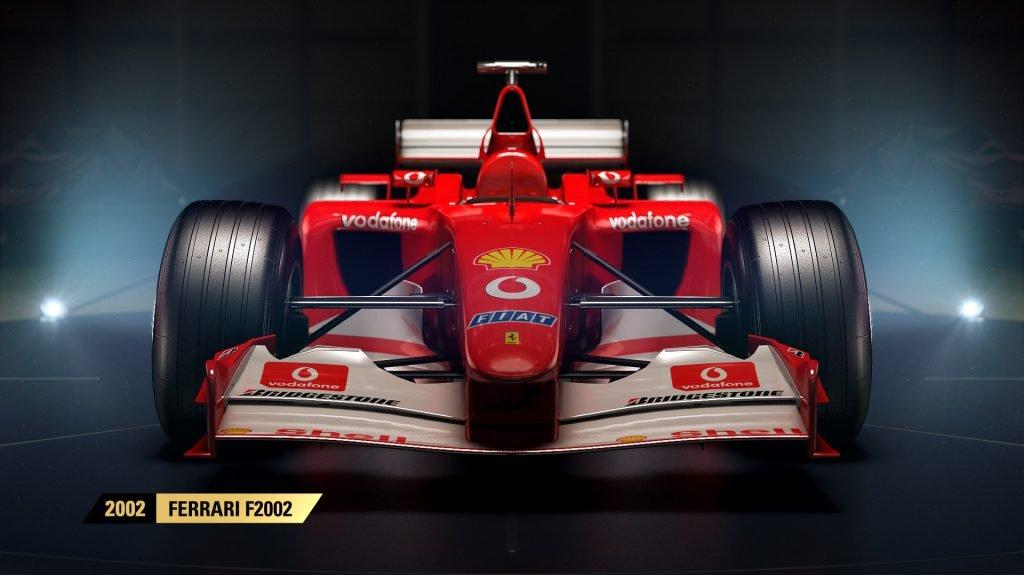 F1 2017 přijede v srpnu a poveze se na nostalgické vlně