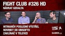 Fight Club #326: Návrat Geralta