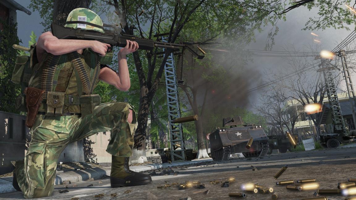 Koncem května se díky Rising Storm 2 znovu rozběsní válka ve Vietnamu