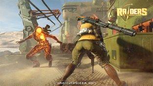 Asymetrický multiplayer Raiders of the Broken Planet se točí kolem unikátní látky Aleph