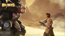 V online střílečce Raiders of the Broken Planet vám může misi překazit jiný hráč v roli záporáka