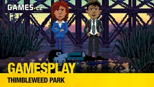 GamesPlay: hrajeme výbornou adventuru Thimbleweed Park