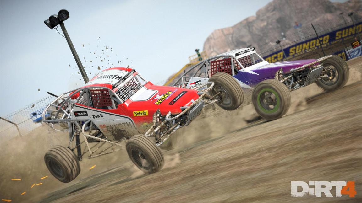 DiRT 4 předvádí v novém videu rallycross mód