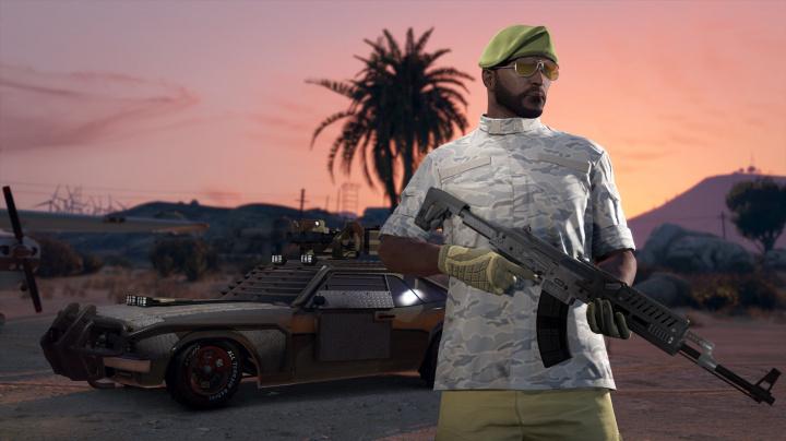 GTA Online vás už příští měsíc nechá rozjet nelegální obchod se zbraněmi