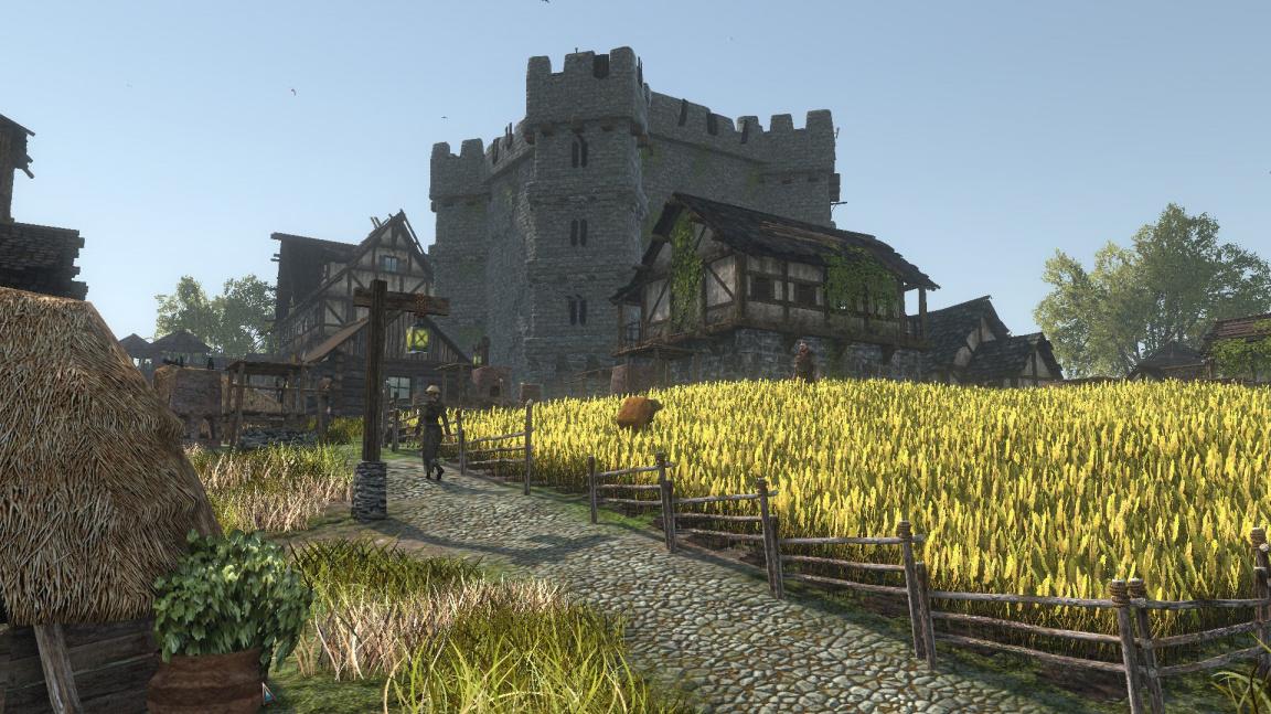 Budovatelská survival strategie Life is Feudal: Forest Village přešla do plné verze