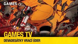 Games TV #11: Devadesátky vrací úder (STRAFE, Teleglitch, Eldritch, Strife)