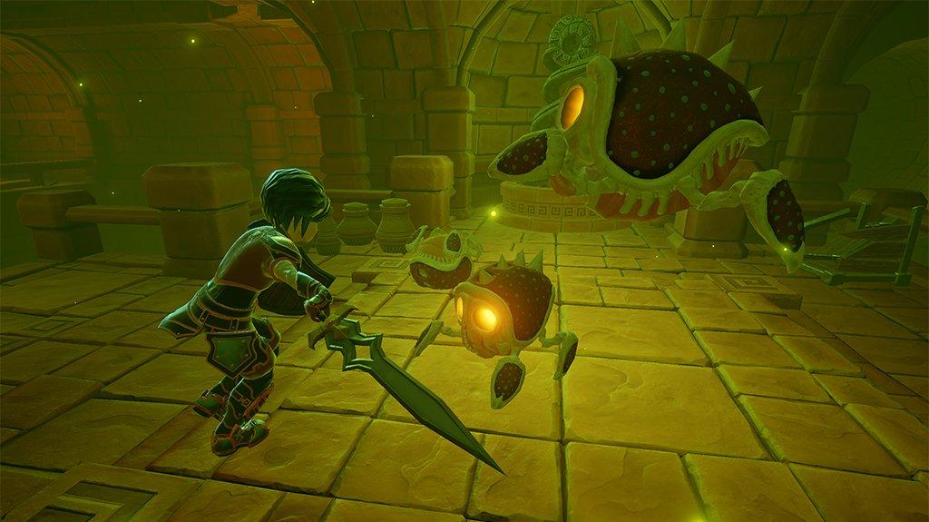 Epic Games rozdává grantové peníze klasickým titulům, VR hrám i filmu o stromu
