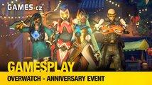 GamesPlay: hrajeme Overwatch u příležitosti prvních narozenin