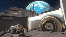 Nová mapa pro Overwatch si pohraje s gravitací na lunární základně