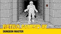 Retro GamesPlay: Dungeon Master
