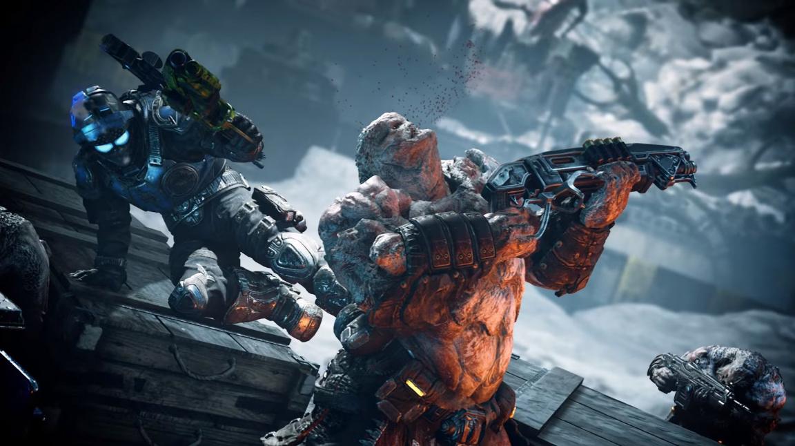 Obří update Rise of the Horde přináší do Gears of War 4 spoustu novinek pro Horde mód