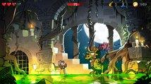 Nová verze plošinovky Wonder Boy ukáže PC hráčům, jak se dělaly plošinovky v osmdesátkách