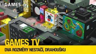 Games TV #12: Tokyo 42, FEZ, Starseed Pilgrim