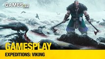 GamesPlay – hrajeme parádní RPG strategii Expeditions: Viking