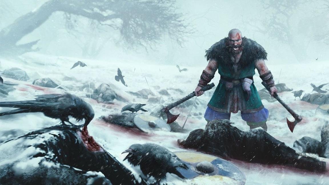 Příběh vousatého zrádce ve strategii Expeditions: Viking