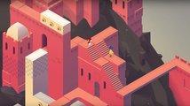 Nádherná logická adventura Monument Valley se dočkala nečekaného pokračování – zatím jen pro iOS