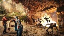 Kooperační Strange Brigade předvádí exterminaci mumií ve čtyřech hráčích