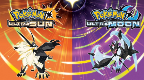 Pokémon Ultra Sun and Ultra Moon