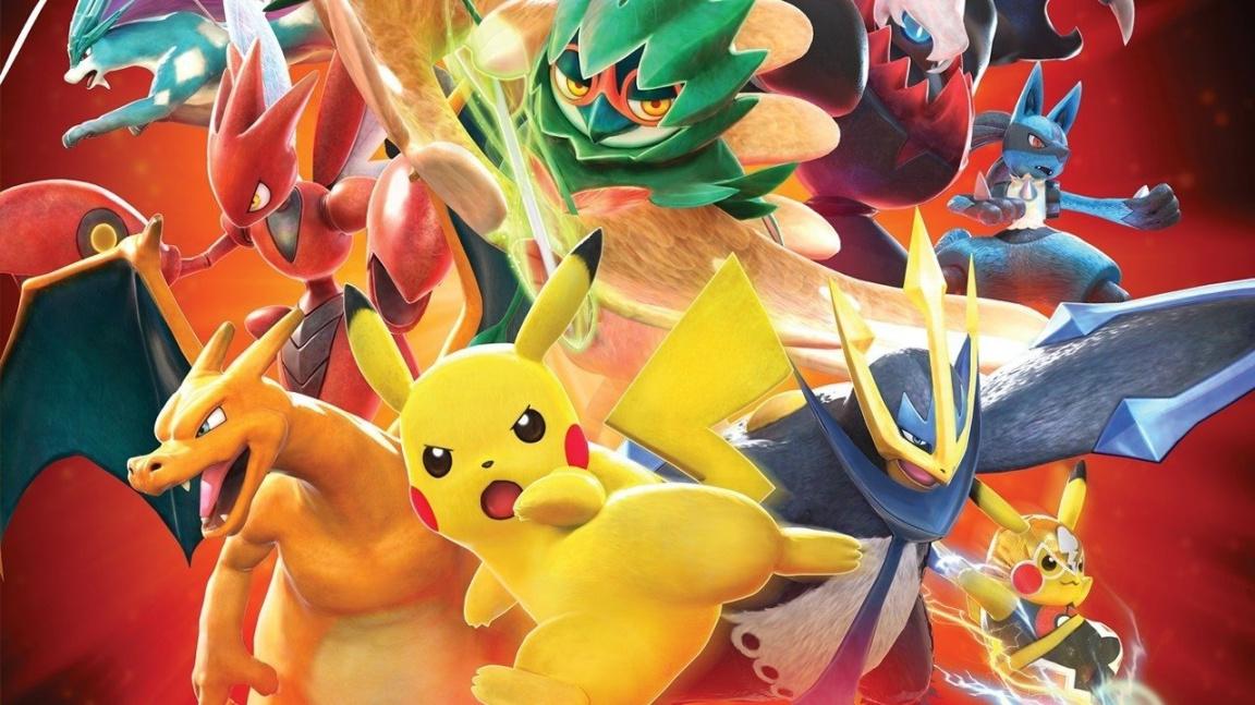 Nintendo chystá další várku Pokémon her včetně bojovky Pokkén Tournament DX