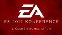 E3 2017: Sledujte záznam tiskové konference Electronic Arts